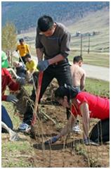 Projekt Mongolei