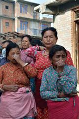 Aktion Hilfe für Nepal