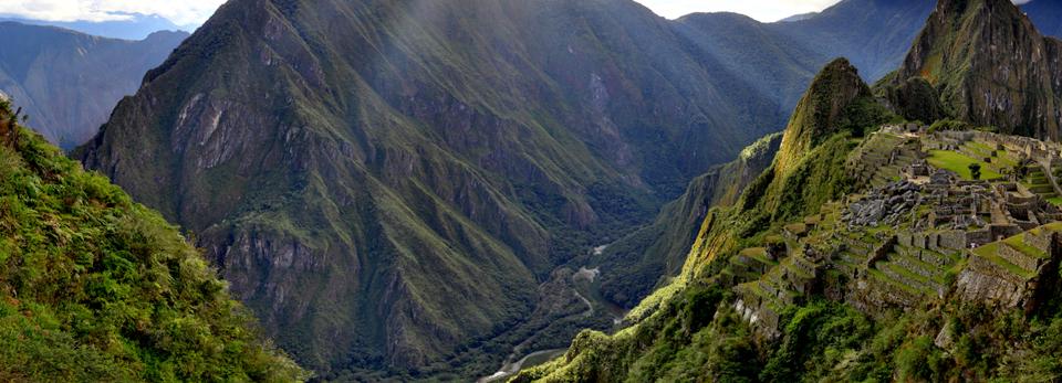 Peru-Hintergrund