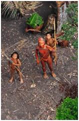 Aktion Retten Sie Perus Urvölker