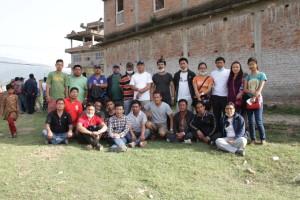 1_Das Karin Tag Helferteam in Nepal